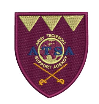 ATSA / Army Technical / Support Agency BADGE